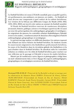 Livres Couvertures de Le football brésilien