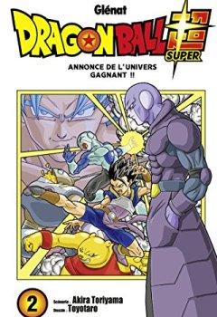 Livres Couvertures de Dragon Ball Super - Tome 02