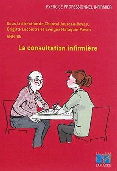 Livres Couvertures de La consultation infirmière