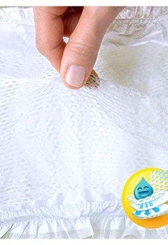 Livres Couvertures de Pampers - New Baby - Couches Taille 1 ( 2-5 kg/Nouveau-Né) - Pack Small - Lot de 2 (x88 couches)