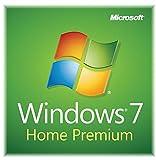 Microsoft Windows 7 Home Premium SP1 64-Bit DVD + Genuine Product Key