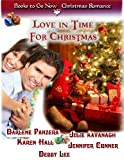 Love in Time for Christmas (Christmas Anthology)