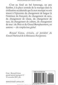 """Livres Couvertures de Le mot """"musique"""""""