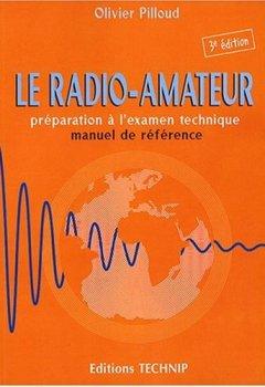 Livres Couvertures de Radio Amateur 3ème Edition