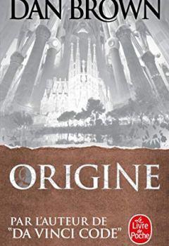 Livres Couvertures de Origine
