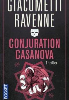 Livres Couvertures de Conjuration Casanova