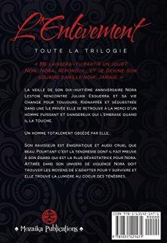 Livres Couvertures de L'Enlèvement: Toute la Trilogie