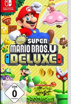 Livres Couvertures de New Super Mario Bros. U Deluxe