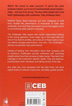 Livres Couvertures de The Challenger Sale: Taking Control of the Customer Conversation
