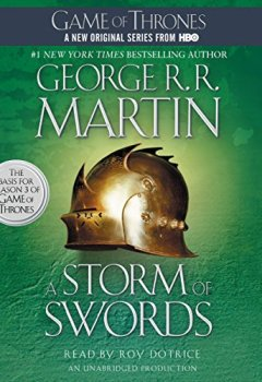 Livres Couvertures de A Storm of Swords: A Song of Ice and Fire, Book 3