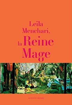 Livres Couvertures de Leïla Menchari, la Reine Mage