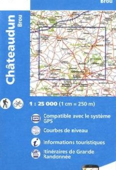 Livres Couvertures de Châteaudun.Brou