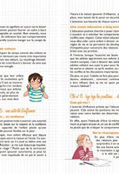 Livres Couvertures de Mon p'tit cahier éducation positive