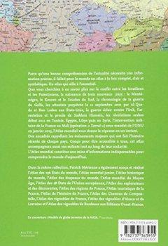Livres Couvertures de Atlas Mondial