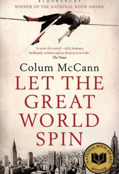 Livres Couvertures de Let the Great World Spin