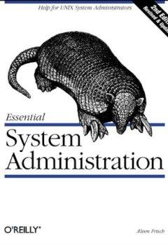 Livres Couvertures de Essential System Administration, 2nd Edition  (en anglais)