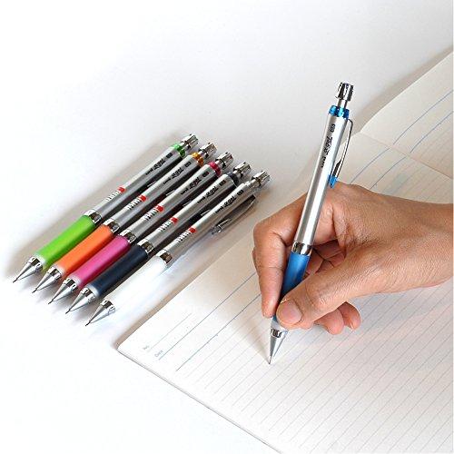 三菱鉛筆 シャープペン アルファゲル スリムタイム 0.5mm イエローグリーン