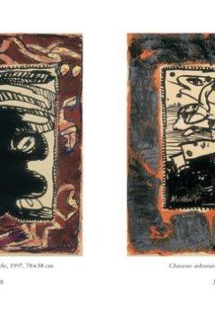 Livres Couvertures de Pierre Alechinsky