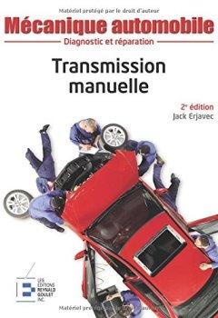 Livres Couvertures de Mécanique automobile : Transmission manuelle, 2e édition