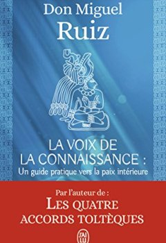 Livres Couvertures de La voix de la connaissance