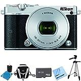 Nikon 1 J5 Digital Camera w/ NIKKOR 10-30mm f/3.5-5.6 PD Zoom Lens