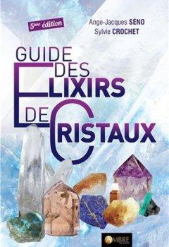 Livres Couvertures de Guide des élixirs de cristaux