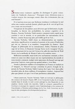 Livres Couvertures de Le hasard sauvage : Comment la chance nous trompe