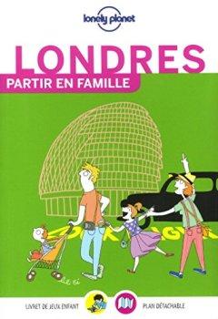 Livres Couvertures de Londres Partir en famille - 5ed