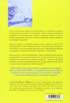 Livres Couvertures de Le jeûne : Une méthode naturelle de santé et longévité