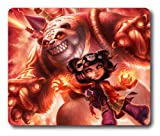 1 X Annie League of Legends Game Rectangle Mouse Pad by eeMuse