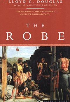 Buchdeckel von The Robe