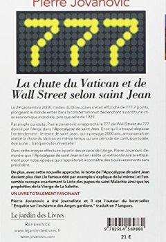 777 : La chute du Vatican et de Wall Street selon saint Jean de Indie Author