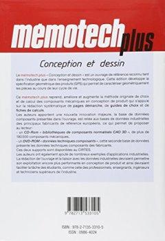 Telecharger Ingénierie & Mécanique : Conception et dessin de Claude Barlier