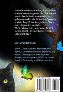 Buchdeckel von Feuersang und Schattentraum (Die Sumpfloch-Saga)