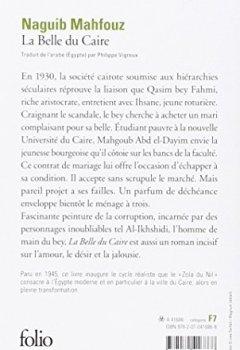 Livres Couvertures de La Belle du Caire