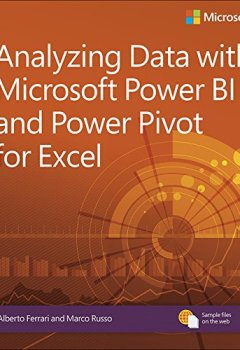 Livres Couvertures de Analyzing Data with Power BI and Power Pivot for Excel
