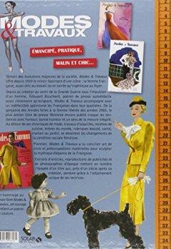Livres Couvertures de Modes et travaux, une histoire de la femme française