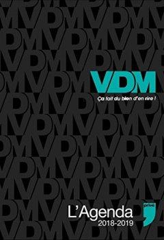 Livres Couvertures de L'agenda VDM 2018-2019