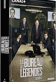 Livres Couvertures de Le Bureau des légendes - Saison 3