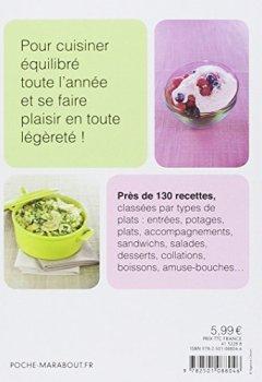 Livres Couvertures de Cuisiner au quotidien avec Weight Watchers