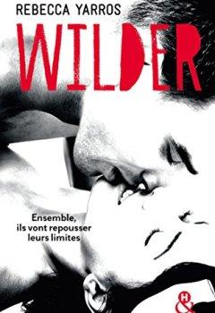 Livres Couvertures de Wilder : Le New Adult façon sport extrême ! (&H)