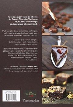 Livres Couvertures de Encyclopédie du chocolat
