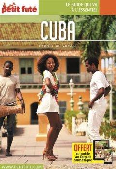 Livres Couvertures de Guide Cuba 2018 Carnet Petit Futé