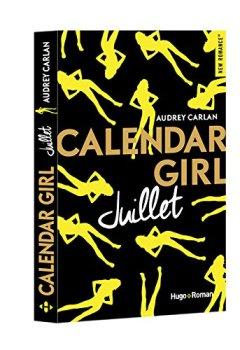 Livres Couvertures de Calendar Girl - Juillet