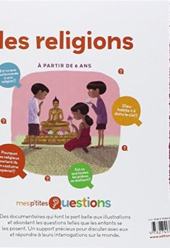 Livres Couvertures de Les Religions
