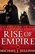 Rise of Empire (Riyria Revelations, Band 2)