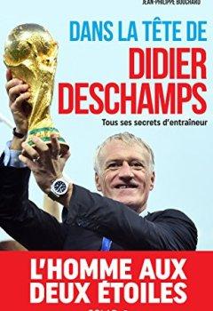 Livres Couvertures de Dans la tête de Didier Deschamps
