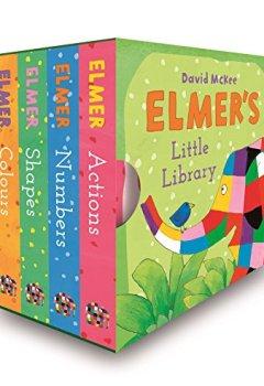 Portada del libro deElmer'S Little Library