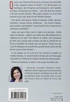 Livres Couvertures de Embrouilles familiales de l'histoire de France