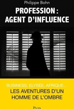 Livres Couvertures de Profession : agent d'influence